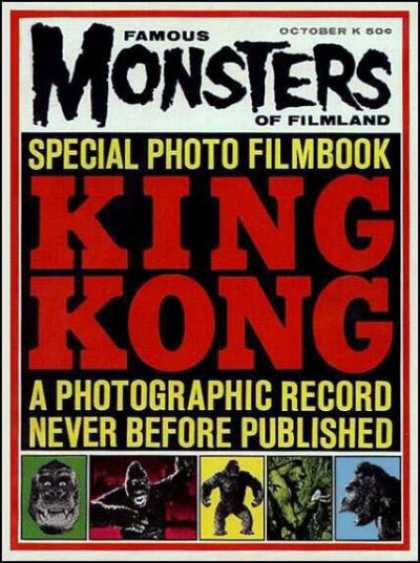 Famous Monsters of Filmland 25
