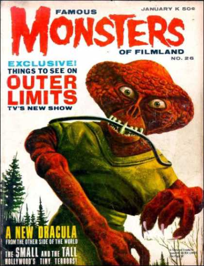 Famous Monsters of Filmland 26