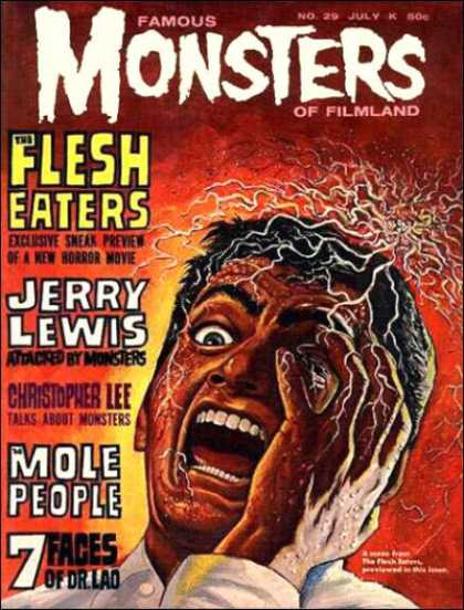 Famous Monsters of Filmland 29