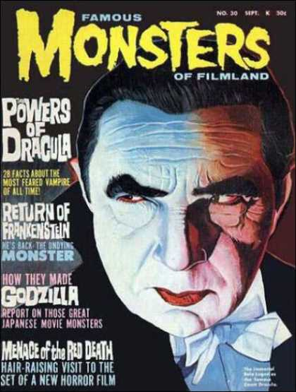 Famous Monsters of Filmland 30