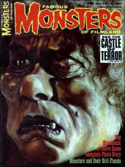 Famous Monsters of Filmland 33