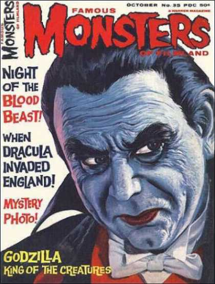 Famous Monsters of Filmland 35