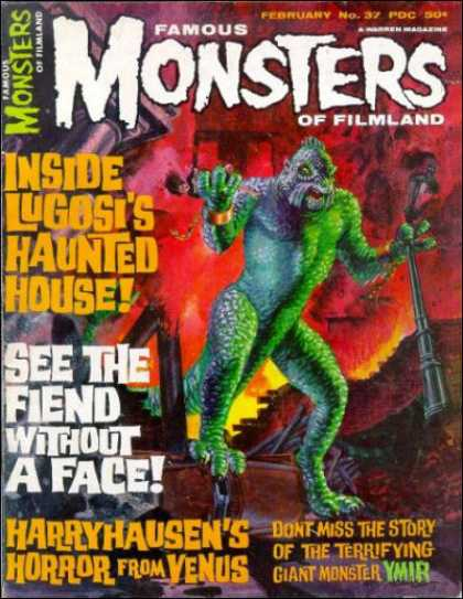 Famous Monsters of Filmland 37