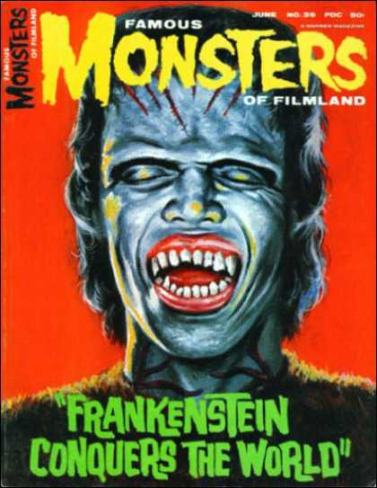 Famous Monsters of Filmland 39