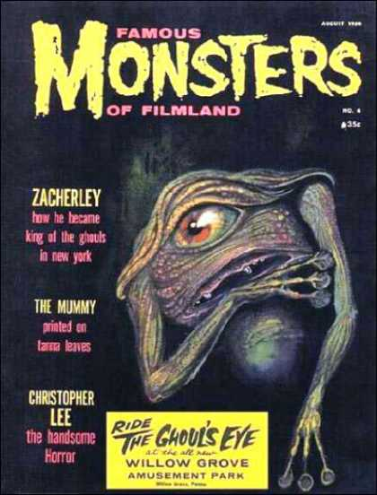 Famous Monsters of Filmland 4