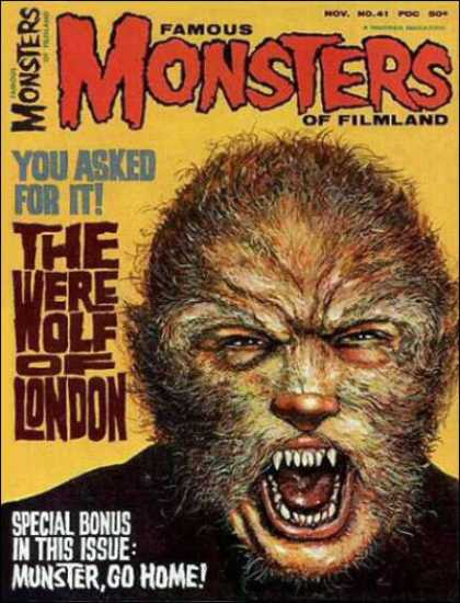 Famous Monsters of Filmland 41