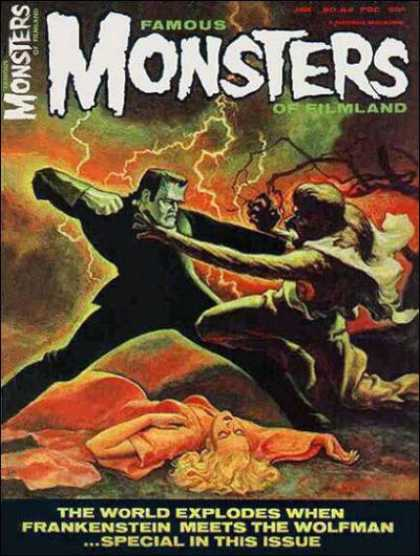 Famous Monsters of Filmland 42