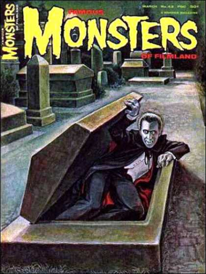 Famous Monsters of Filmland 43