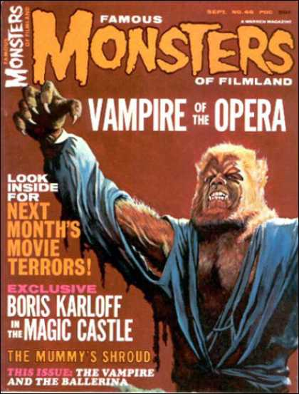 Famous Monsters of Filmland 46