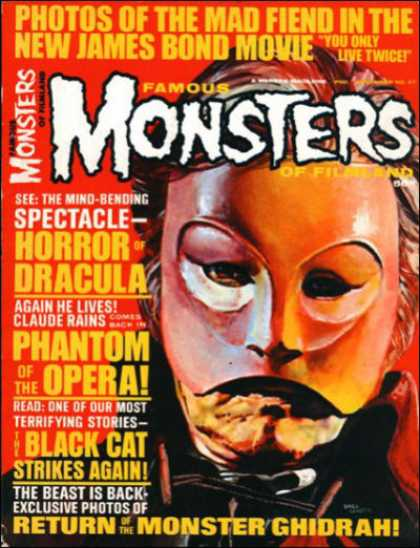 Famous Monsters of Filmland 47