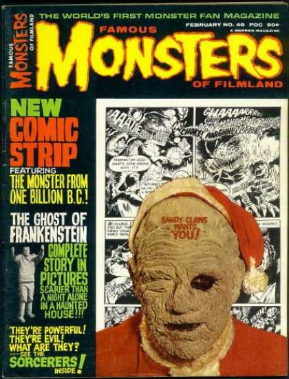 Famous Monsters of Filmland 48