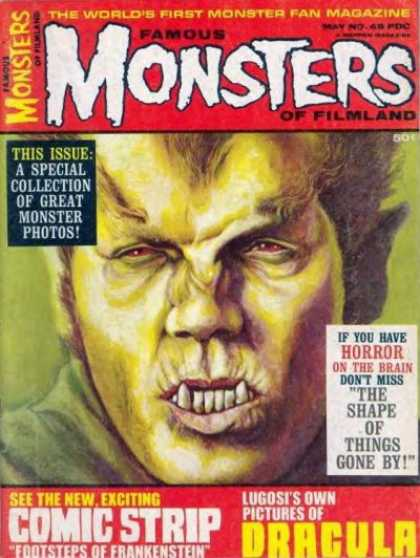 Famous Monsters of Filmland 49