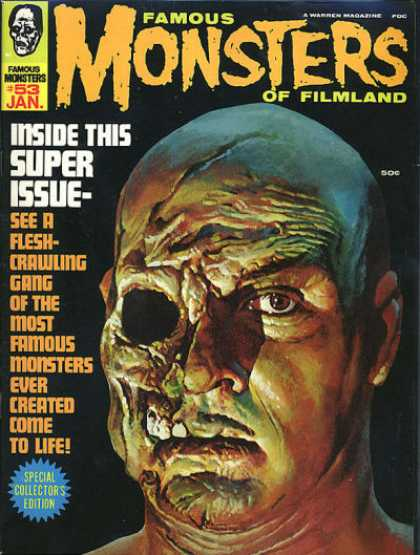 Famous Monsters of Filmland 53