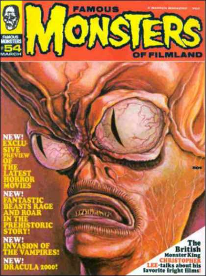 Famous Monsters of Filmland 54