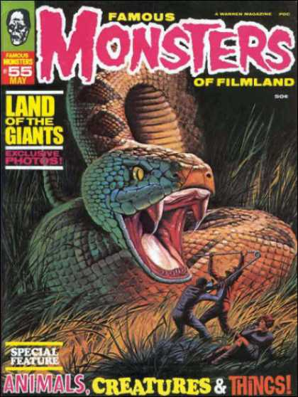 Famous Monsters of Filmland 55