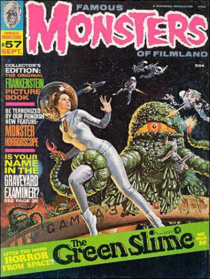 Famous Monsters of Filmland 57