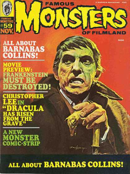 Famous Monsters of Filmland 59