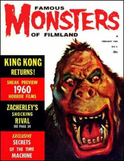 Famous Monsters of Filmland 6