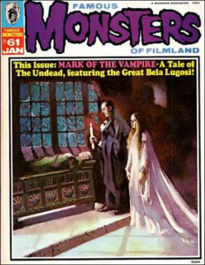 Famous Monsters of Filmland 61