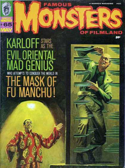 Famous Monsters of Filmland 65