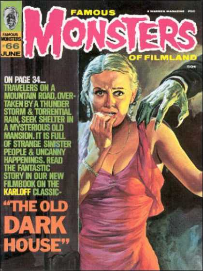 Famous Monsters of Filmland 66