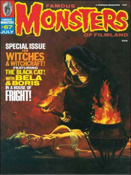 Famous Monsters of Filmland 67