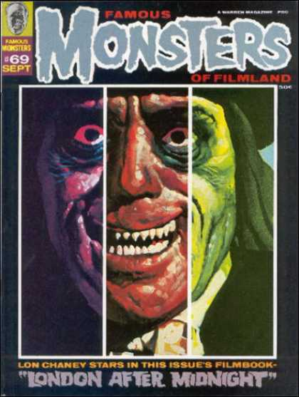 Famous Monsters of Filmland 69