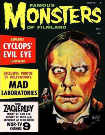 Famous Monsters of Filmland 7