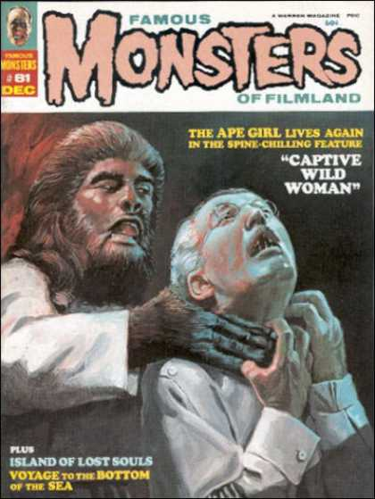 Famous Monsters of Filmland 71