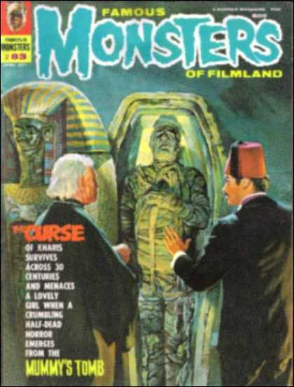 Famous Monsters of Filmland 73