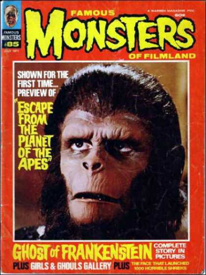 Famous Monsters of Filmland 75
