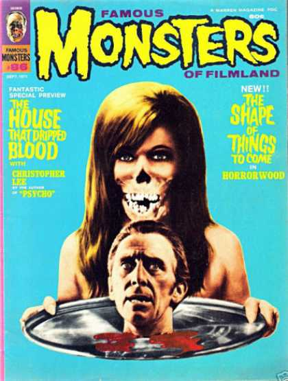 Famous Monsters of Filmland 76