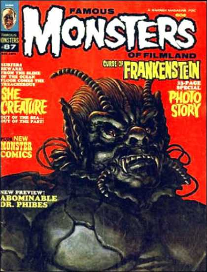 Famous Monsters of Filmland 77