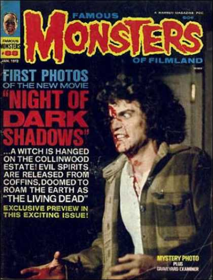 Famous Monsters of Filmland 78