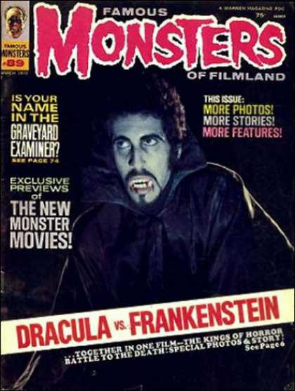 Famous Monsters of Filmland 79