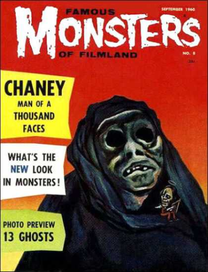 Famous Monsters of Filmland 8