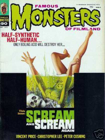 Famous Monsters of Filmland 80