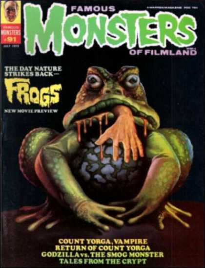 Famous Monsters of Filmland 81