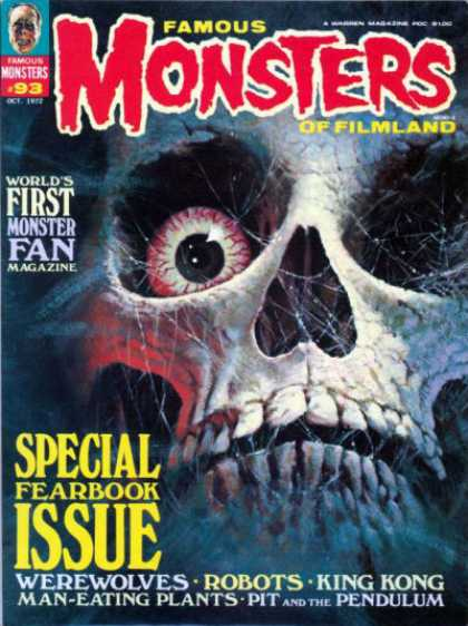 Famous Monsters of Filmland 83