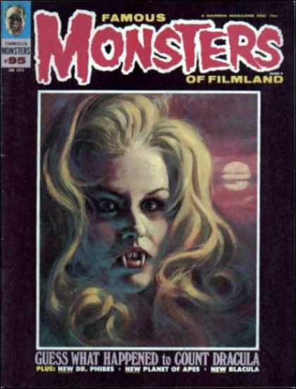 Famous Monsters of Filmland 85