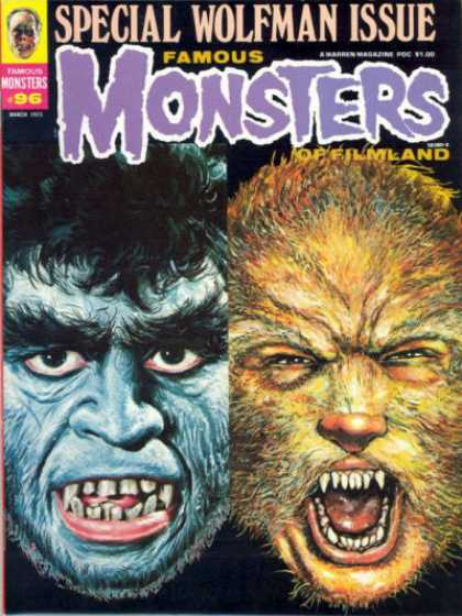 Famous Monsters of Filmland 86