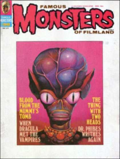 Famous Monsters of Filmland 88