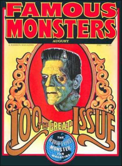Famous Monsters of Filmland 90