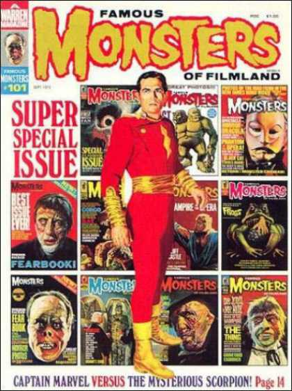 Famous Monsters of Filmland 91