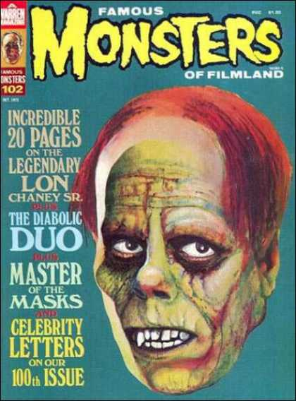 Famous Monsters of Filmland 92