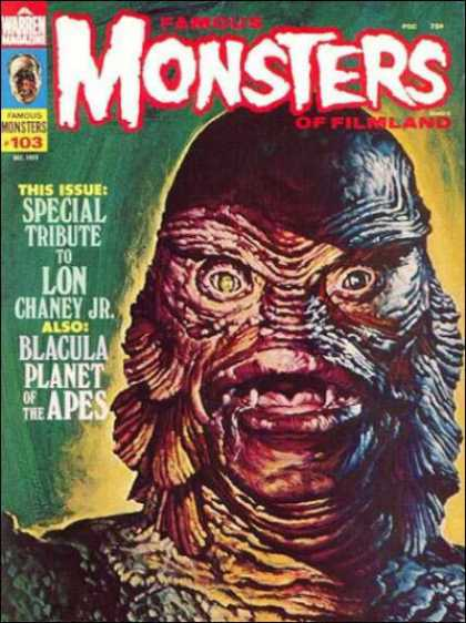 Famous Monsters of Filmland 93