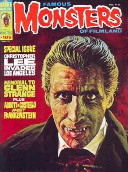 Famous Monsters of Filmland 95
