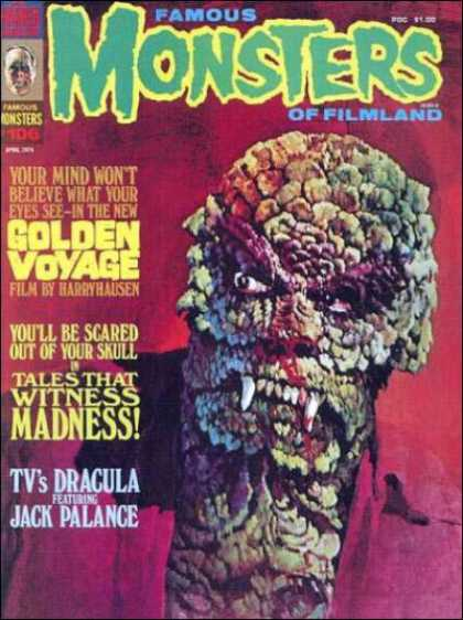 Famous Monsters of Filmland 96