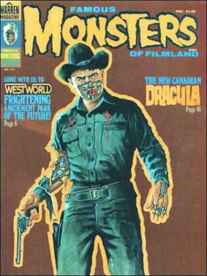 Famous Monsters of Filmland 97
