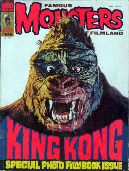 Famous Monsters of Filmland 98